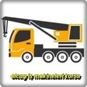 mobil vinç, kamyon üstü vinç, kamyonlu vinç, ehliyeti, belgesi